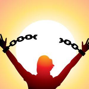 angst vs vrijgeid